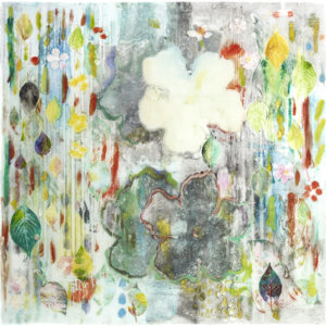 Abstract Spring Floral number 4 by