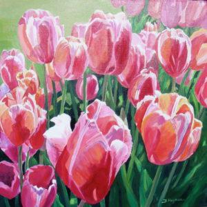 Tulips II by