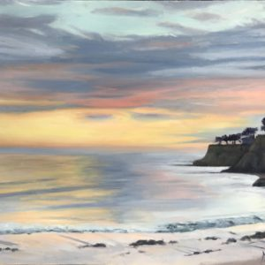 Capitola Sunset by