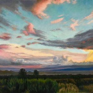 Cerrillos Sunrise by