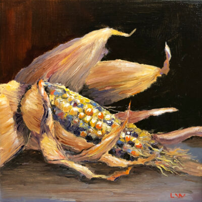 Indian Corn by