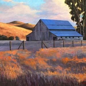 Mendoza's Barn by