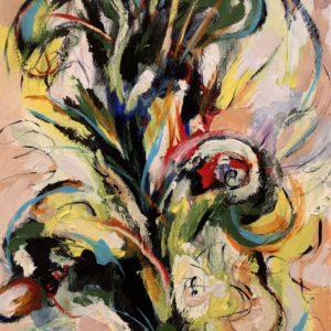 Ayelet Gal-On Painting