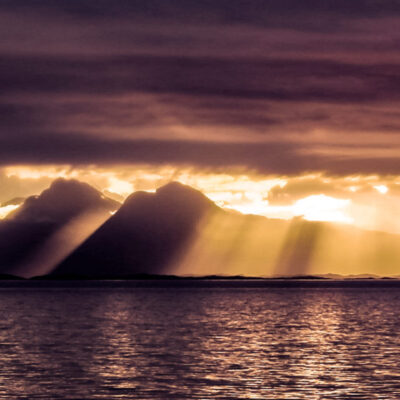 Lofoten Sunset-Sunrise by