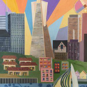 Sunny San Francisco by