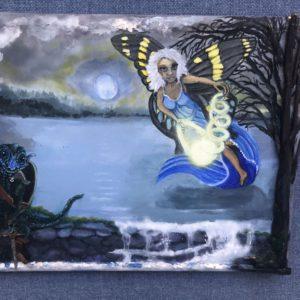 Richard Erickson Painting