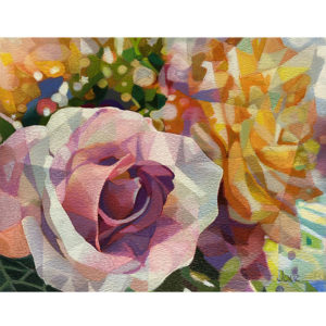 Roses in the Bedroom Window by