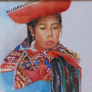 Nancy Franck Watercolor