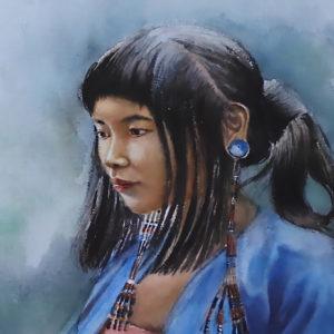 Beautiful asian women by