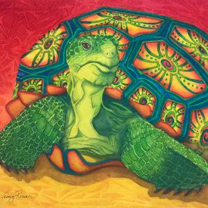 Desert Tortoise by