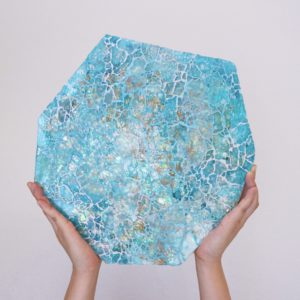 Organic Gem Turquoise by