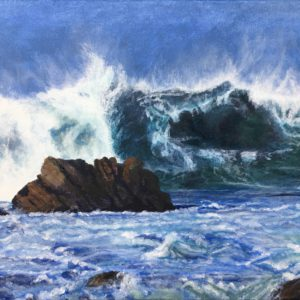 Point Lobos #3 by
