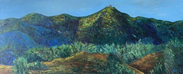 The Cube - Mt. Umunhum by