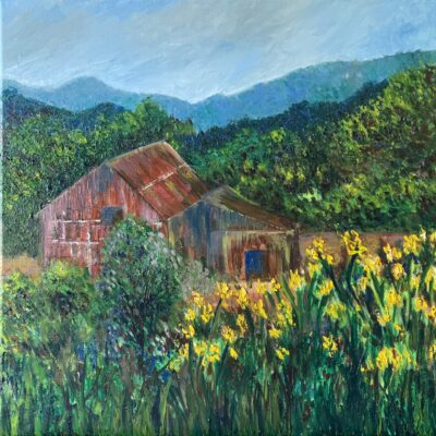 Old Schoolhouse by