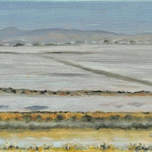Salt Ponds by