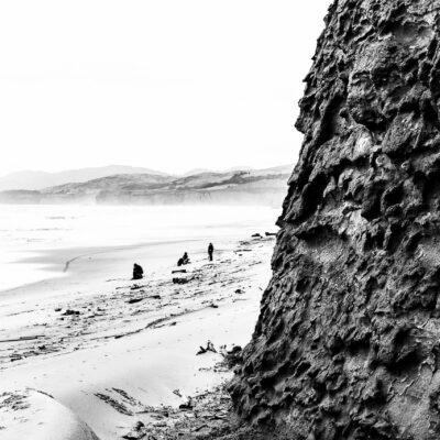 North of San Gregorio by