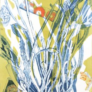 Seaweed and hidden treasures 201 by