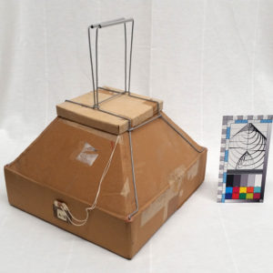 Travel Case for Encryption Tableware by