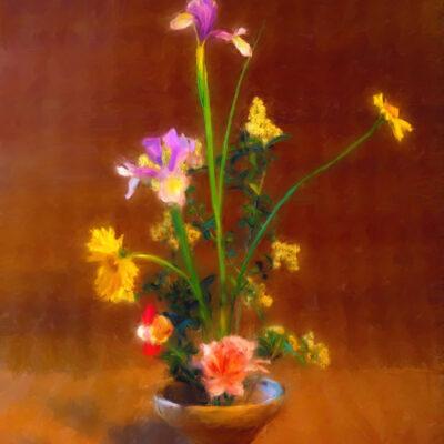 Robin's Ikebana by