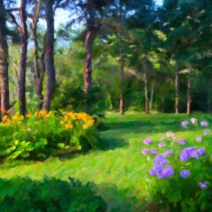 Wellfleet Garden by