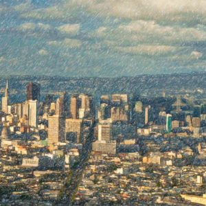 SF from Twin Peaks by