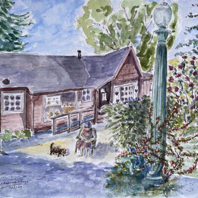 Redwood Village in Aptos by