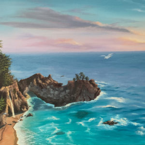 McWay Falls by