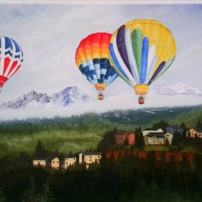 """""""Balloons Over Bend"""