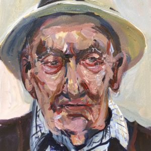 Portrait of my father by