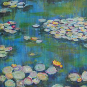 Waterlilies 2 by