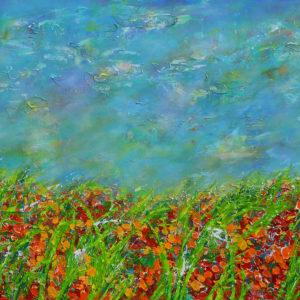 Flower Field by