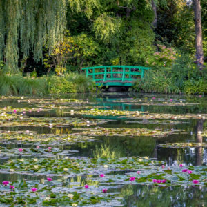 Following in Monet's Footsteps by