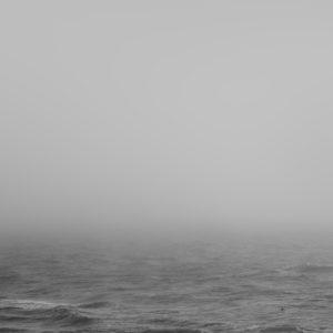 Man in Ocean by