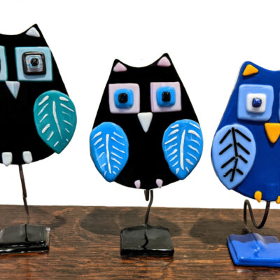 Owls by April Maiten