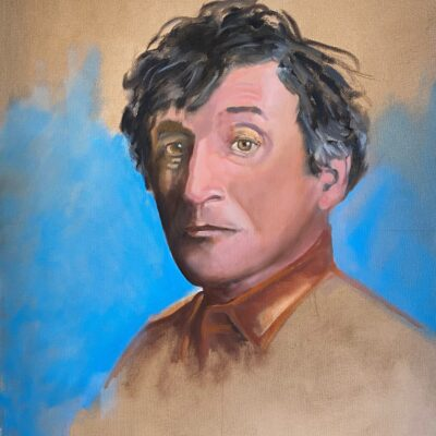 Jeffrey Janoff Painting