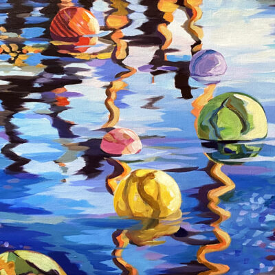 Reflections 2 by Joie McClements
