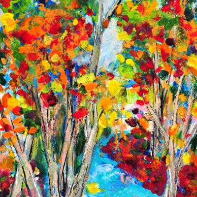 Haleh Mahbod Painting