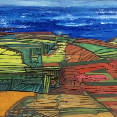 Countryside by Greta Waterman
