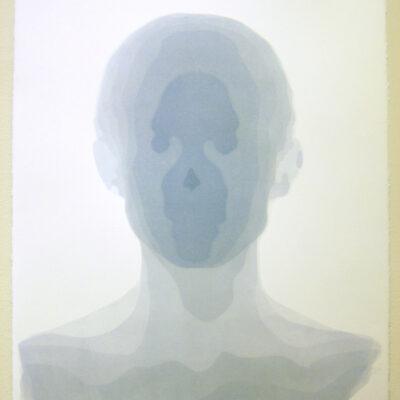 Bathymetry Inside My Head (Front) by Jaya Griscom