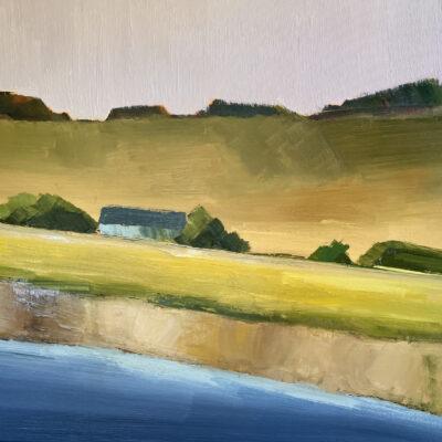 M J Elmore Painting