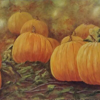 Autumn Harvest by Kathleen J Borgman