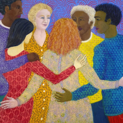 Linda Manes Goodwin Painting