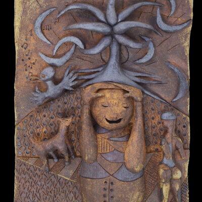 Brad Burkhart Sculpture