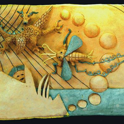 Contrails of Emergence by Brad Burkhart