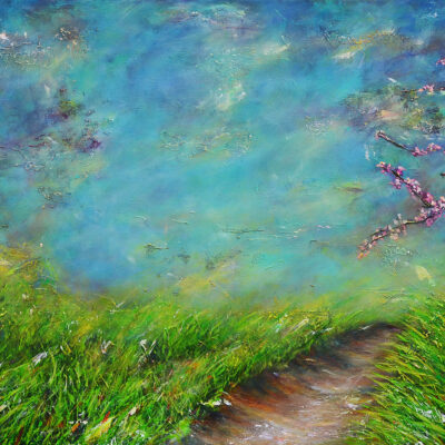 Anna Kim Painting