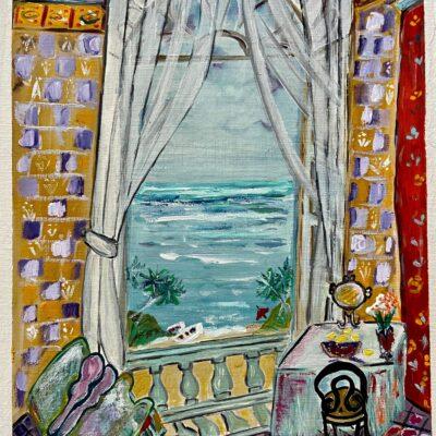 Noemi Manero Painting