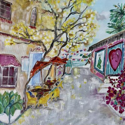 Spring time in Mexico by Noemi Manero