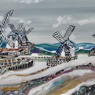 """La Mancha """"Quijote"""" by Noemi Manero"""