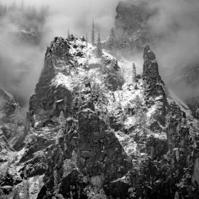 The Lookout   Yosemite NP by Ida Gamban