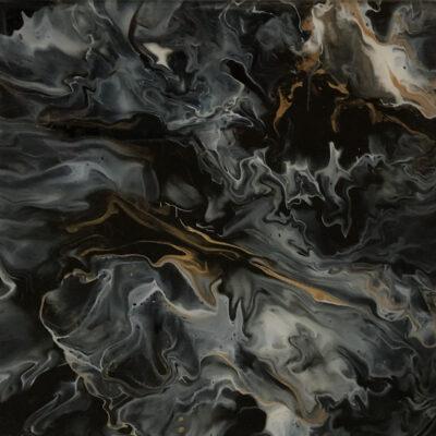 Fluid transformation 5 by Myrna Ehrlich
